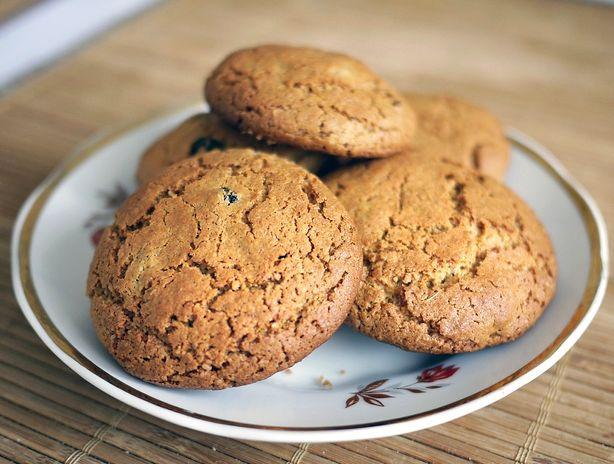 Овсяное печенье - известны деликатес