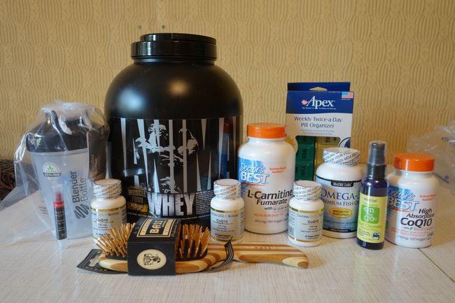 IHerb - витамины, пищевые добавки, спортивное питание