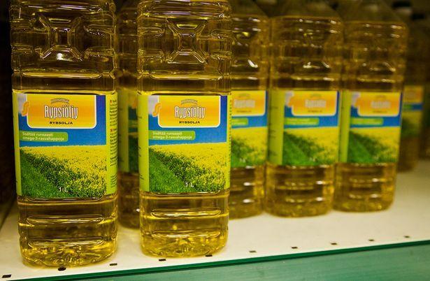 Рапсовое масло: состав, польза и вред