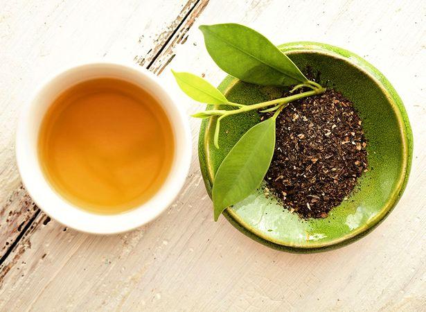 сорта зеленого чая похудения