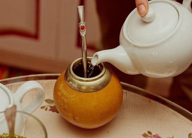 С чем заваривать чай для потенции