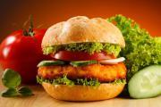 Состав гамбургера из Макдональдса