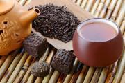 Китайский чай пуэр