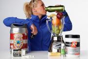 Виды и состав спортивного питания