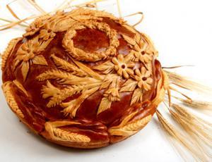 Каравай хлеба
