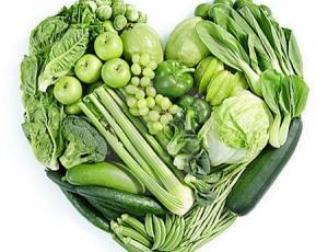 Пищевые волокна в овощах