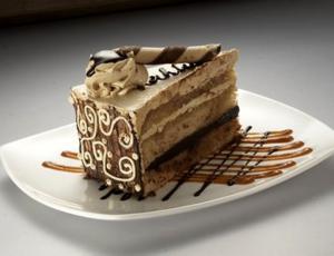 Состав пирожного