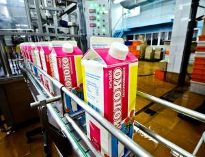 Обработка молока