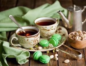Правила сервировки чая