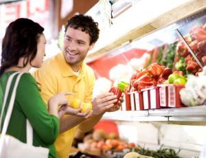 Акции в продуктовых магазинах