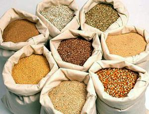 Виды круп используемых в кулинарии