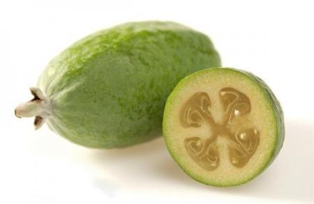 Фейхоа - тропический фрукт