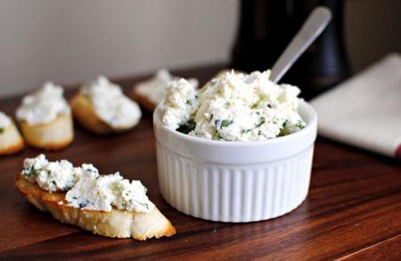 Десерты с сыром рикотта