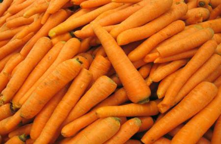 Морковь: состав, калорийность, углеводы