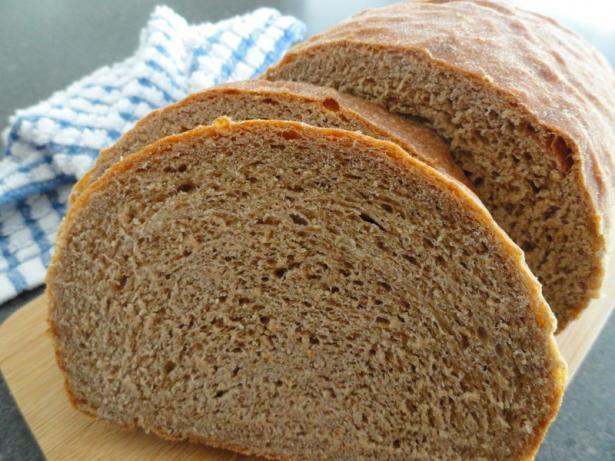 Как испечь цельнозерновой хлеб