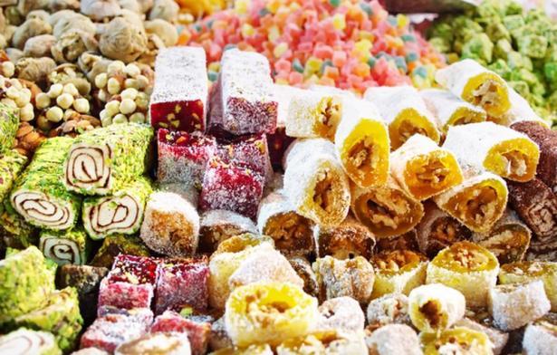 восточные сладости названия с картинками