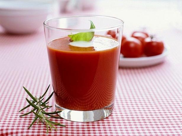 Томатный сок в домашних условиях не на зиму