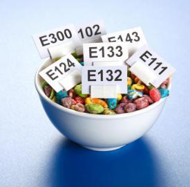 Пищевые добавки Е группы